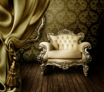 Luxury Upholstered Chair